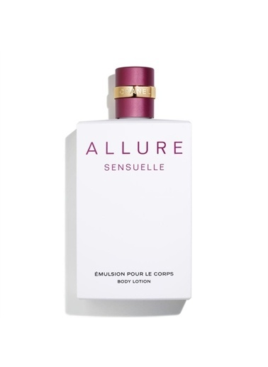 Chanel Allure Sensuelle Vücut Losyonu 200 Ml Renksiz